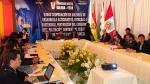 Perú y Bolivia suscribieron acuerdos para la lucha contra el narcotráfico - Noticias de luis alberto otarola