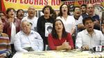 Verónika Mendoza: 'No hay necesidad de ninguna reunión con PPK' [Video] - Noticias de consulta previa