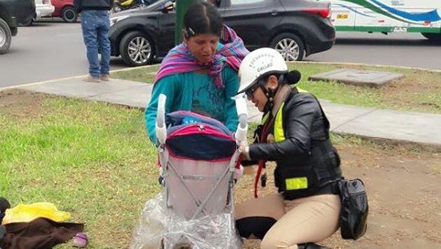 Peru vendedora de caramelos me la chupo por 5 lukas en mi carro - 2 1
