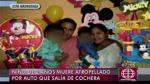 Cercado de Lima: Niño de 2 años murió atropellado a la salida de una cochera [Video] - Noticias de guillermo dansey