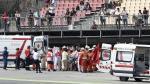 MotoGP: Piloto Luis Salom murió tras un grave choque en Montmeló [Fotos y video] - Noticias de marc marquez