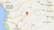 Huancavelica: Se registró un temblor de 5.3 grados en la escala de Richter