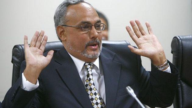 Manuel Burga: Fiscalía destacó sustentación contra el expresidente de la FPF. (USI)