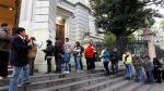 Elecciones 2016: Así sufragan los peruanos en el extranjero [Fotos] - Noticias de multa por no ser miembro de mesa