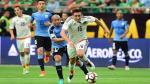 México derrotó 3-1 a Uruguay en partido por el Grupo C de la Copa América - Noticias de jesus corona