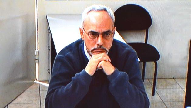 Manuel Burga será extraditado. (Captura)