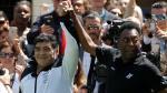 Pelé y Diego Maradona estuvieron en París y con un abrazo terminaron su 'enemistad' de varios años - Noticias de howard webb