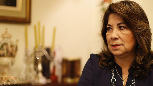 Martha Chávez arremetió contra PPK y Mercedes Aráoz, ¿qué les dijo?
