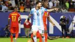 Argentina goleó 5-0 a Panamá con triplete de Lionel Messi por la Copa América Centenario - Noticias de hernan dario gomez