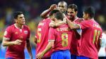 Colombia cayó 3-2 ante Costa Rica pero clasificó a cuartos de final de la Copa América Centenario - Noticias de james houston