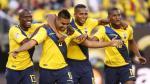 Ecuador goleó 4-0 a Haití y avanzó a los cuartos de final de la Copa América Centenario [Fotos y Video] - Noticias de antonio valencia