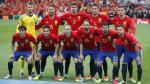 Eurocopa 2016: España debutó con victoria ante República Checa con gol de Piqué [Fotos y Video] - Noticias de petr cech