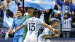 Argentina goléo 3-0 a Bolivia y pasó a cuartos de final de la Copa América Centenario [Fotos] - Noticias de gabriel costa