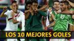 Copa América Centenario: Estos son los 10 mejores goles de la fase de grupos [Videos] - Noticias de alexis zapata