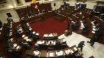 Congreso aprobó informes sobre presuntas irregularidades de exgobernadores de Arequipa, Loreto y Tumbes - Noticias de juan manuel guillen