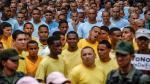 Venezuela: Gobierno sacó a presos a las calles para protestar contra referéndum revocatorio - Noticias de iris varela