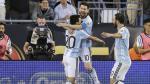 Argentina venció 4-1 a Venezuela de la mano de Messi y pasó a la semifinal de la Copa América Centenario [Fotos] - Noticias de sergio martinez