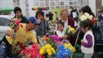 Día del Padre: Así se recordó esta fecha en los cementerios de Lima y Callao [Fotos] - Noticias de angel barrios