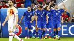España perdió 2-1 ante Croacia en partido por el Grupo D de la Eurocopa 2016 [Fotos y video] - Noticias de ivan rodriguez