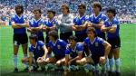 """Diego Armando Maradona: """"El equipo que ganó el Mundial de México 1986 es irrepetible"""" - Noticias de sergio batista"""