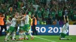 Irlanda venció 1-0 a Italia y pasó a los octavos de final de la Eurocopa 2016 [Video] - Noticias de salvatore sirigu