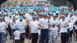 Festival deportivo y artístico para celebrar el 'Día de la lucha contra las drogas' - Noticias de cercado de lima