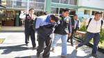 Arequipa: Padre e hijo agarraron a ladrillazos y puñetes a policía - Noticias de basilia huaman