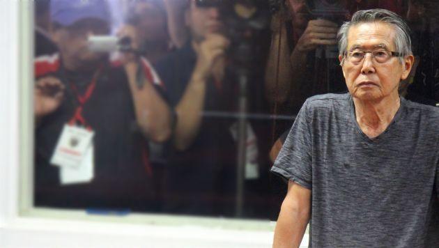 Alberto Fujimori desautorizó a su abogado para hablar sobre su posible indulto