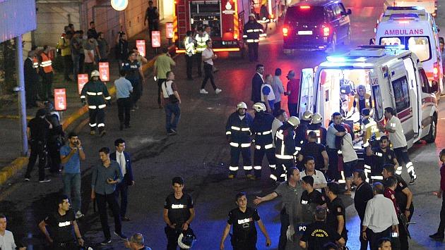 Turquía: Ya son 28 los muertos por atentado en aeropuerto de Estambul