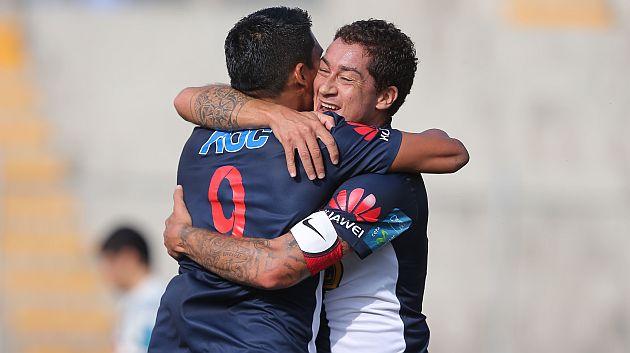 Alianza Lima goleó 3-0 a San Martín con doblete de Lionard Pajoy en el Torneo clausura. (USI)