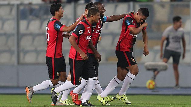 Melgar goleó 5-2 a Universitario de Deportes en Arequipa por el Torneo Clausura. (USI)