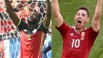 Bélgica vs. Hungría en vivo se miden por los octavos de final Eurocopa 2016. (AFP)