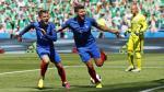 Francia venció 2-1 a Irlanda y clasificó a los cuartos de final de la Eurocopa 2016 - Noticias de fifa