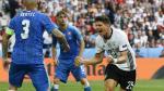 Alemania goleó 3-0 a Eslovaquia y ya está en cuartos de final de la Eurocopa 2016 [Fotos y video] - Noticias de mario gotze