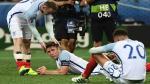 Inglaterra perdió 2-1 ante Islandia y fue eliminada de la Eurocopa 2016. (AFP)