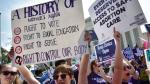 Estados Unidos: Corte Suprema reafirmó el derecho de las mujeres a abortar - Noticias de las mujeres de negro
