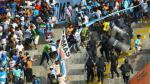 Nueva ley para eventos deportivos: Adiós a las banderolas, instrumentos y bengalas en los estadios - Noticias de ministerio del interior