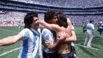 Argentina venció 3-2 en la final de México 1986. (FIFA)