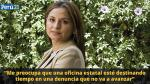 """Rosana Cueva: """"La acusación que nos hacen no tiene ni pies ni cabeza"""" - Noticias de claudio paolillo"""