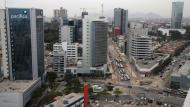 76% de las primeras 10 mil empresas del Perú están en la capital. (USI)