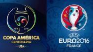 Copa América Centenario vs. Eurocopa: UEFA aceptó la propuesta de enfrentar a los campeones de ambos torneos. (USI)
