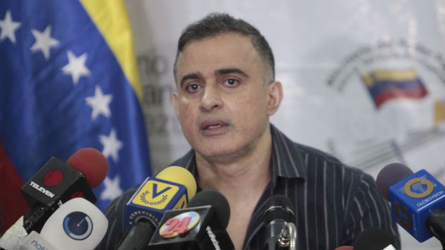 Discrepa. Saab dijo que Venezuela necesita cooperación de todos. (lapatilla.com)