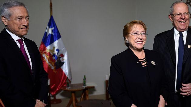 """PPK: """"Soy un amigo de Chile y los chilenos son amigos de Perú"""""""