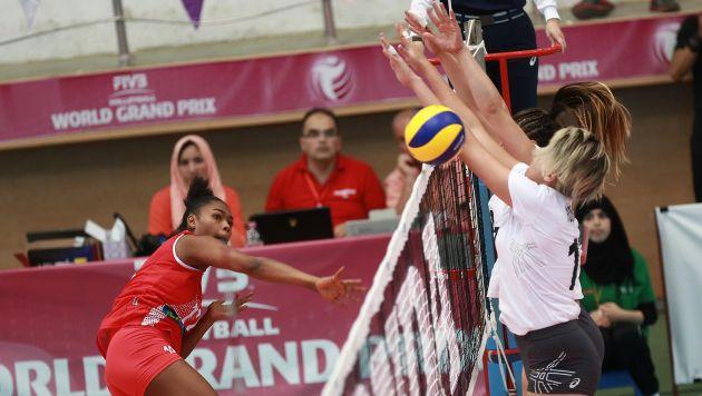 Perú cayó 3-0 ante Estados Unidos en su debut por la Copa Panamericana. (FPV)