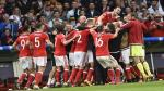 Gales venció 3-1 a Bélgica y pasó a semifinales de la Eurocopa 2016 [Video] - Noticias de ashley williams
