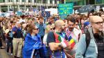 Cerca de 40,000 personas marchan en Londres contra el Brexit [Fotos] - Noticias de david cameron
