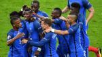Francia derrotó 5-2 a Islandia y se enfrentará a Alemania en las semifinales de la Eurocopa 2016 - Noticias de olivier giroud