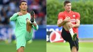 Portugal vs. Polonia en vivo cuartos de final Eurocopa 2016. (AFP)
