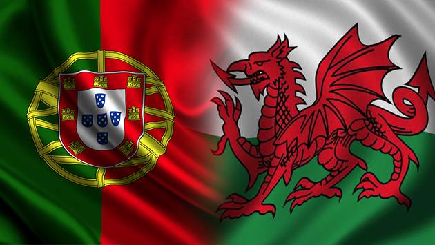 ¿A qué hora juega Portugal y Gales por la Eurocopa y en qué canal?