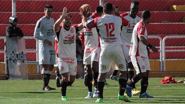 Alianza Lima cayó 1-0 ante UTC y se aleja de la punta del Torneo Clausura. (USI)
